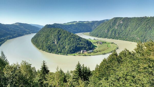 Le Danube - Sputnik France