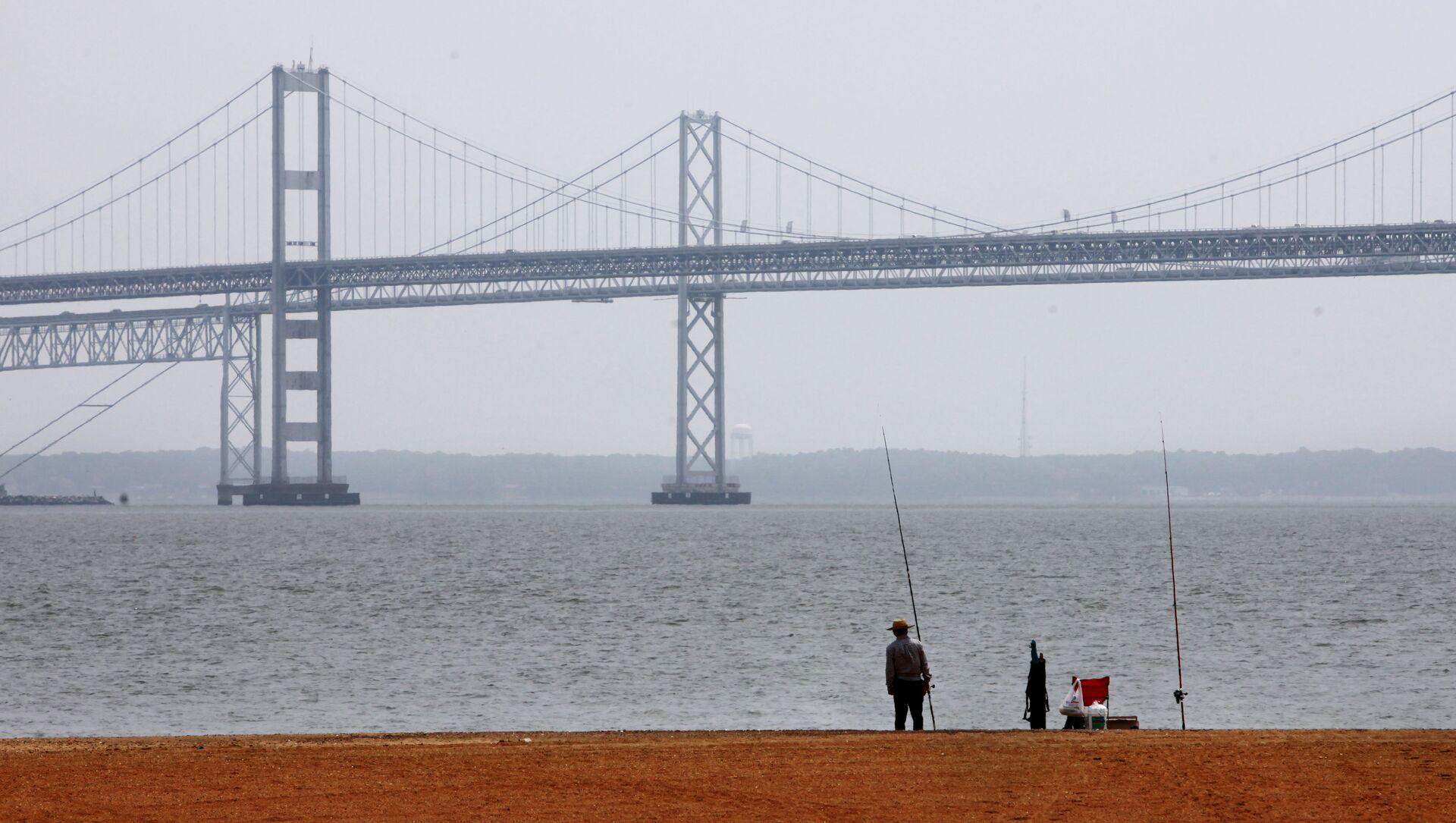 Baie de Chesapeake, 2010 - Sputnik France, 1920, 16.09.2021