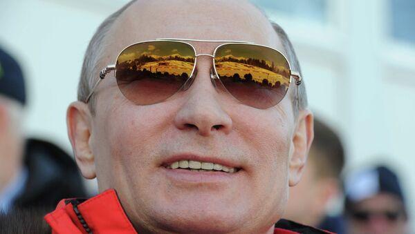 Vladimir Poutine à Sotchi - Sputnik France