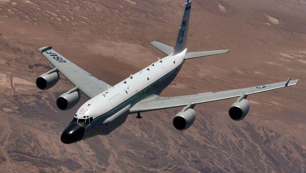 Boeing RC-135 Rivet Joint reconnaissance aircraft - Sputnik France