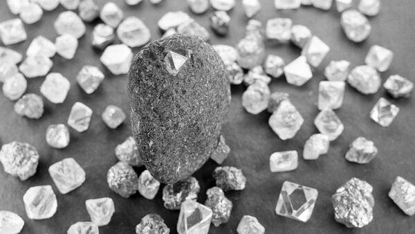 алмазы - Sputnik France