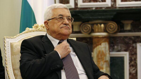 Встреча председателя Палестинской национальной администрации Махмуда Аббаса с президентом Татарстана Минтимером Шаймиевым - Sputnik France