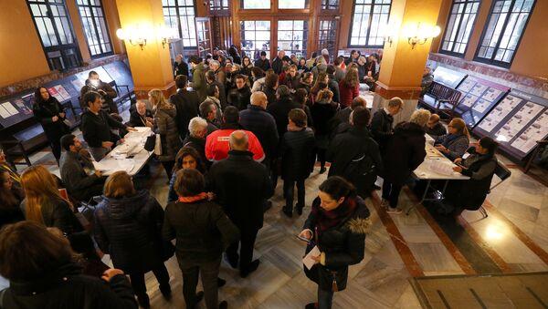 Les élections régionales en Catalogne - Sputnik France