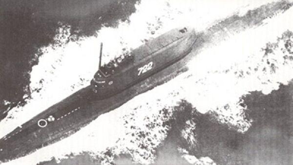 K-129 - Sputnik France