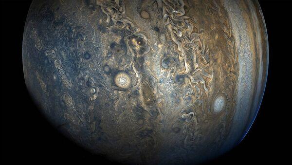 Jupiter's Stunning Southern Hemisphere - Sputnik France