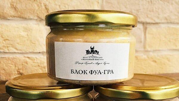 Le foie gras russe - Sputnik France