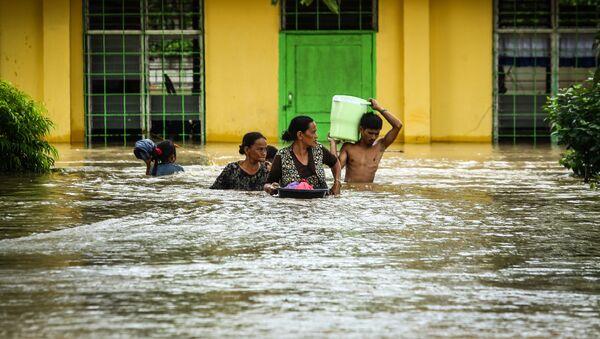 Philippines frappées par une tempête - Sputnik France