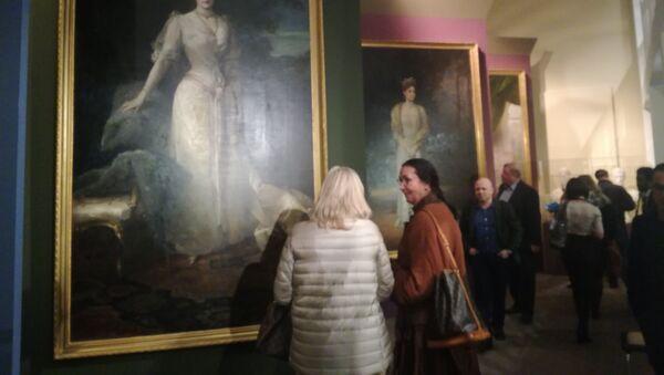 Francfort-sur-le-Main: exposition sur des princesses allemandes dans l'histoire russe - Sputnik France