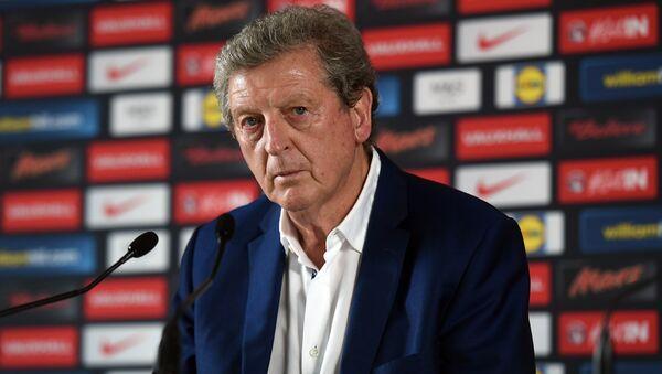 Roy Hodgson - Sputnik France