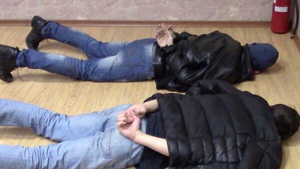 Démantèlement d'une cellule terroriste - Sputnik France
