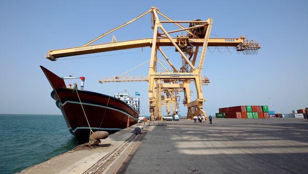 Le port de Hodeida, au Yémen - Sputnik France