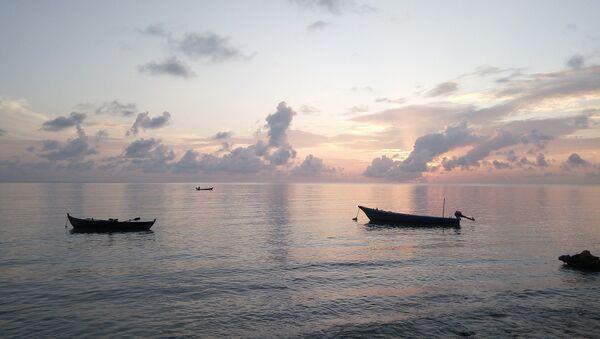 La vue sur l'océan, Maldives - Sputnik France