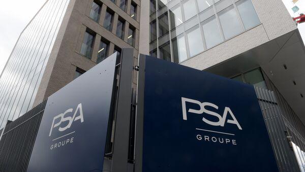 PSA Groupe - Sputnik France
