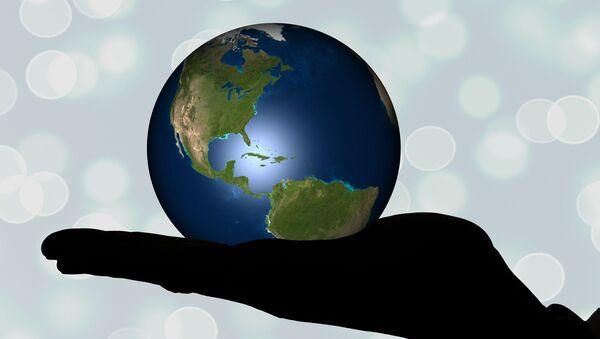 Globe terrestre - Sputnik France