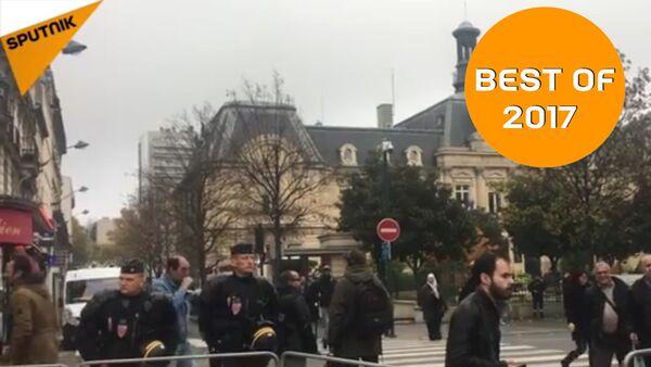 Best of 2017: interdiction des prières de rue à Clichy, un épilogue provisoire? - Sputnik France