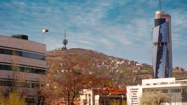 Застава БиХ у Сарајеву - Sputnik France