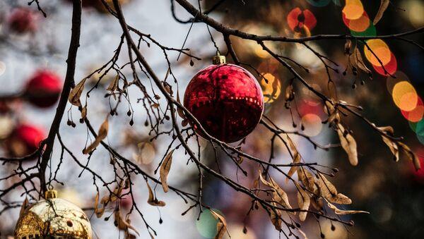 Les boules de Noël - Sputnik France