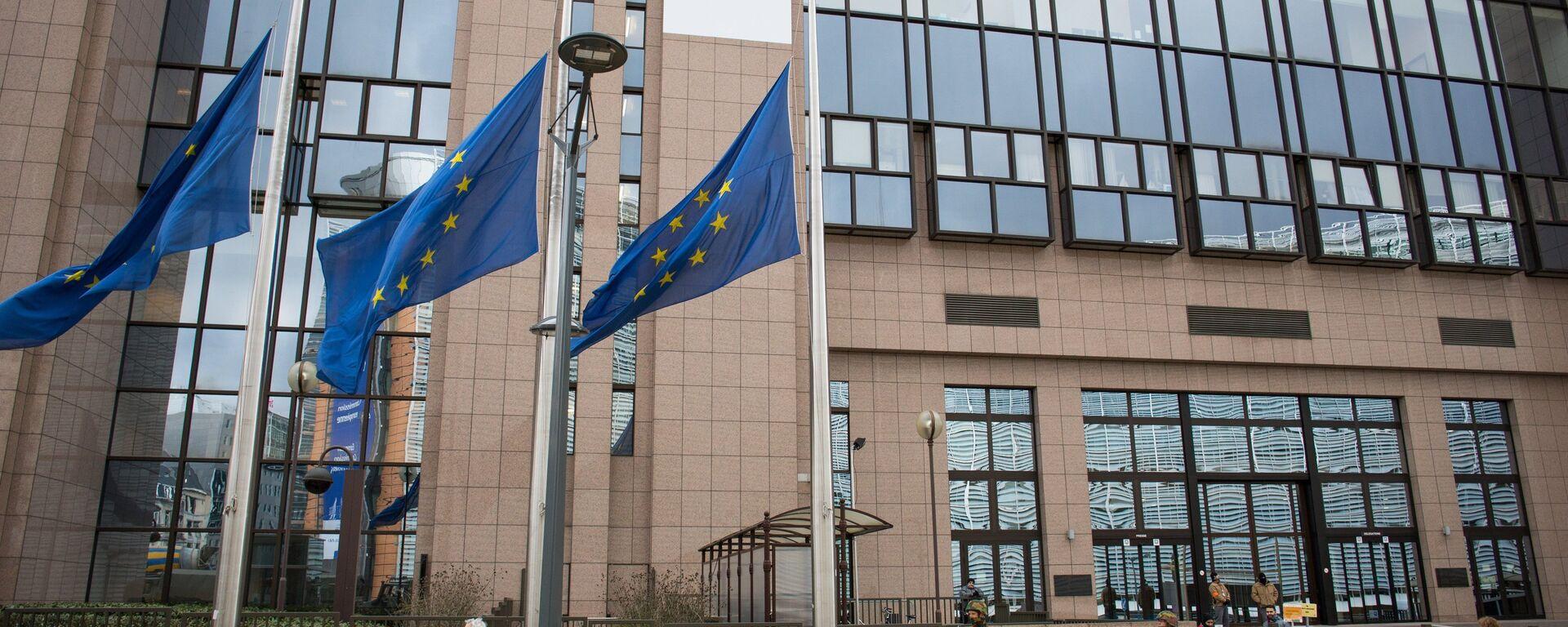 Parlement européen - Sputnik France, 1920, 16.09.2021