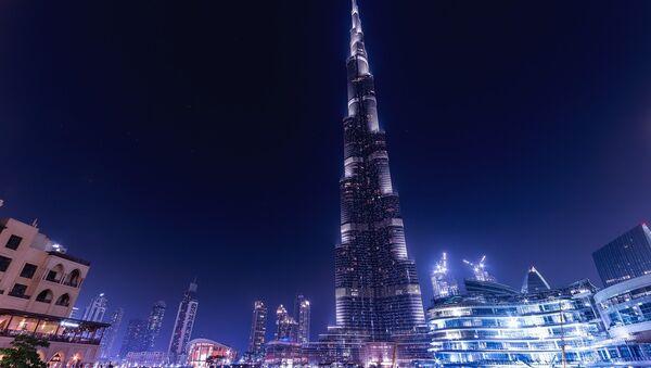 Burj Khalifa - Sputnik France