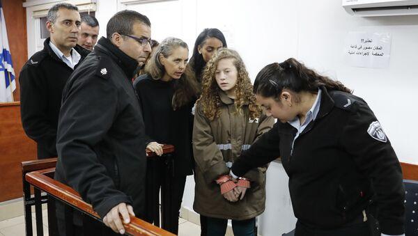 Ahed Tamimi - Sputnik France