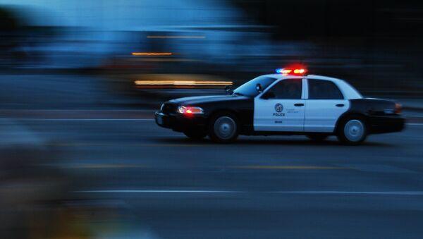 Police de Los Angeles  - Sputnik France