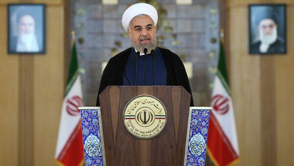 Hassan Rohani, Président iranien - Sputnik France