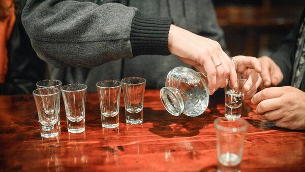 Vodka. Image d'illustration - Sputnik France