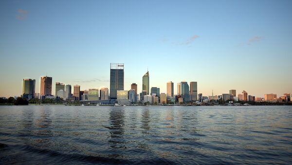 Une vue de Perth, l'Australie - Sputnik France