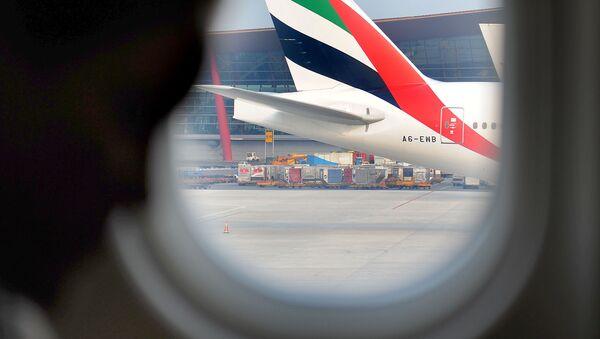 Emirates Airlines plane - Sputnik France