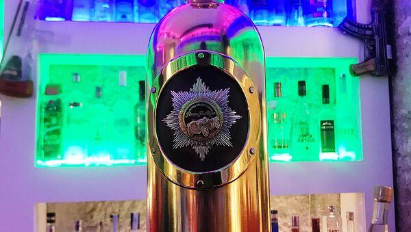 Bouteille de vodka Russo-Baltique - Sputnik France