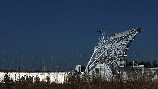 Le radiotélescope RATAN-600 - Sputnik France