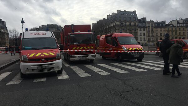 Les secouristes recherchent une policière disparue dans la Seine à Paris - Sputnik France