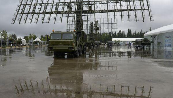 Radar multibande mobile Nebo-M - Sputnik France