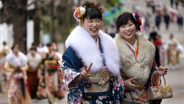 Secrets de la longévité japonaise: comment faire pour vivre jusqu'à 100 ans? - Sputnik France