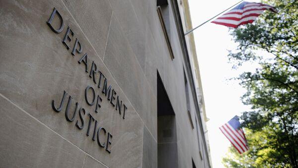 Département de la Justice des États-Unis - Sputnik France