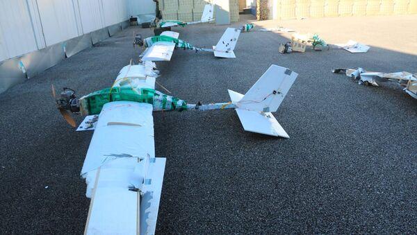 Les drones lancés contre les bases russes en Syrie - Sputnik France
