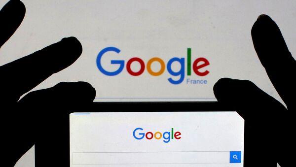 Logo de Google - Sputnik France