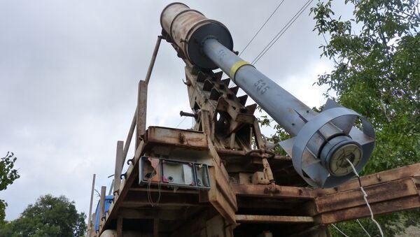 Missile syrien Eléphant - Sputnik France