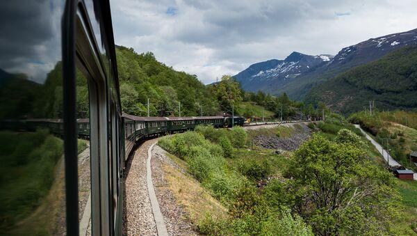 Flam Railway - Sputnik France