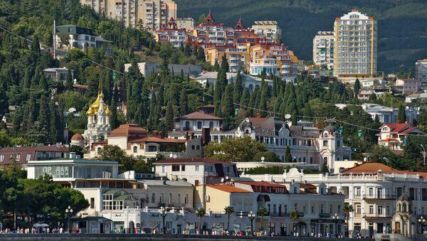 Une vue de la Crimée - Sputnik France