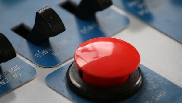 Un bouton rouge - Sputnik France