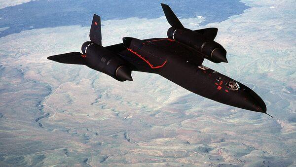 SR-71A Blackbird - Sputnik France