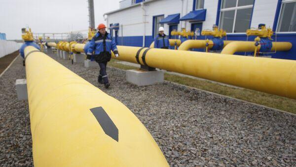 Un gazoduc - Sputnik France