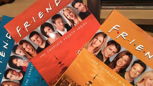 TV series Friends - Sputnik France