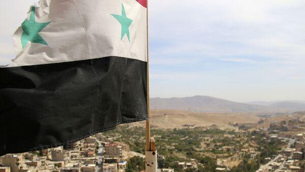Drapeau syrien - Sputnik France