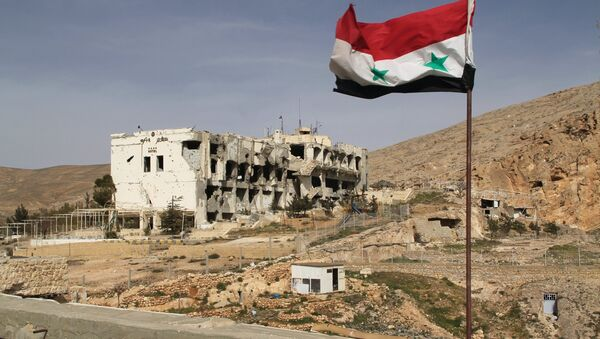 Syrie - Sputnik France