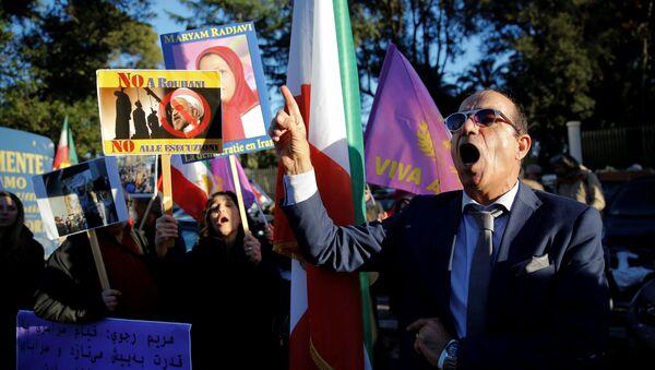 Manifestations en Iran - Sputnik France