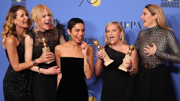 75th Golden Globe Awards – Photo Room – Beverly Hills - Sputnik France