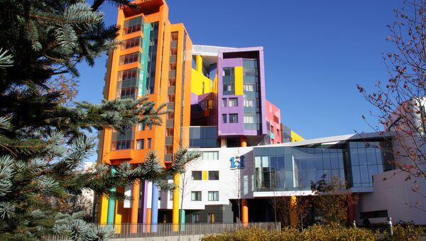 Centre d'hématologie, d'oncologie et d'immunologie pédiatrique Dima Rogatchev - Sputnik France