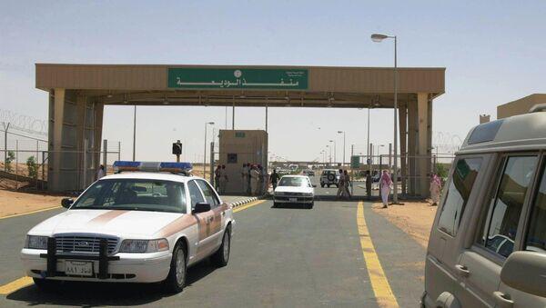 Frontière entre l'Arabie Saoudite et le Yémen, près de Najran - Sputnik France